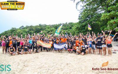Clean The Beach Boot Camp