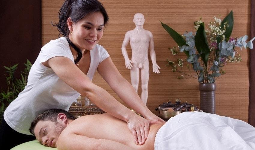 Thai Massage Videos